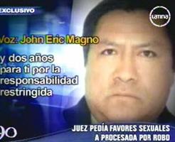 el juez del sexo